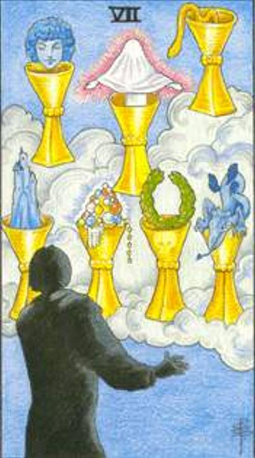 Why Doesn't The Tarot Answer My Question?
